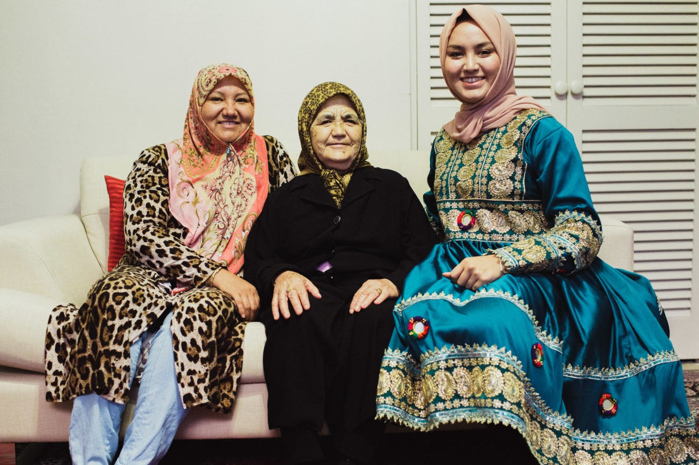 SCARF former refugee stories for The More You Know in Wollongong NSW