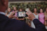 photograph of photograph of guests at wedding on south coast nsw