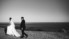 bride and groom during bridal party portraits at south coast wedding nsw
