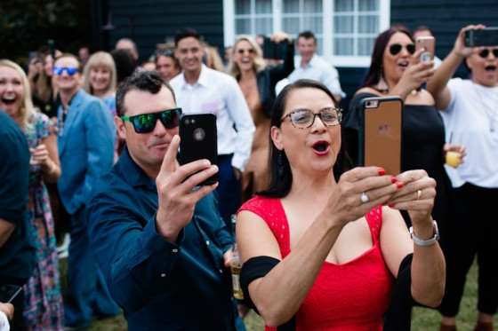 wedding ceremony surprise at 40th birthday soul of gerringong nsw