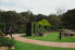 photograph of guests after wedding ceremony at Wollongong Botanic Gardens