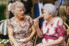 photograph of mother of the bride and grandmother of the groom at wedding ceremony