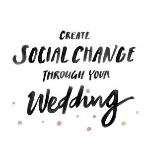 Plan an ethical and environmentally sustainable wedding with this e-guide pdf